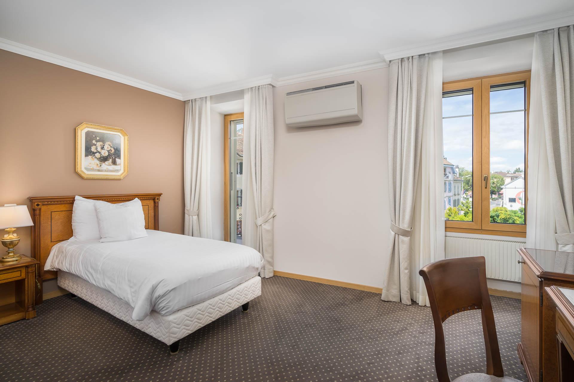 Hotel Le Rive Nyon - Chambre Single