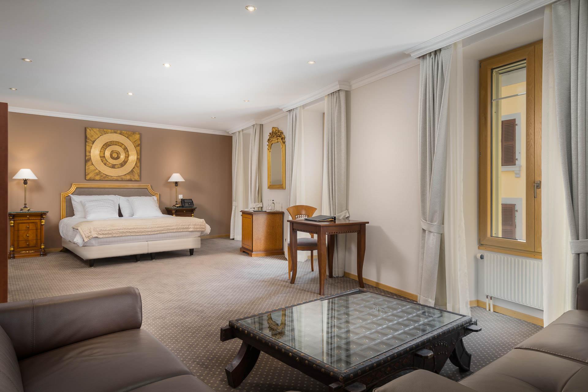 Hotel Le Rive Nyon Suite Executive