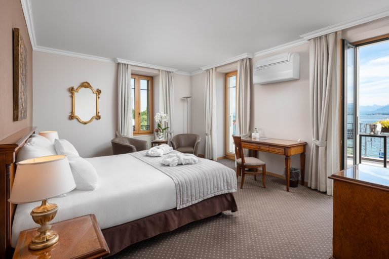 Hotel Le Rive Nyon Chambre Double Deluxe